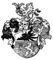 Lölhöffel v Löwensprung-Wappen Sm.png