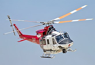 Bell 412 - Bell 412EP of the Los Angeles City Fire Department