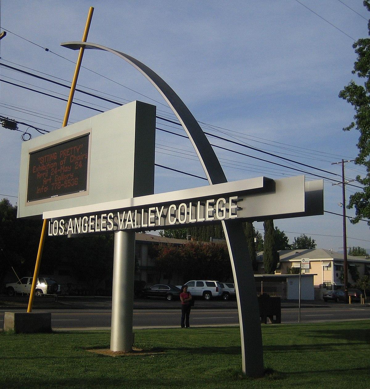 Los Angeles Valley College 57