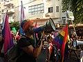 LGBT Potesting in Florentine, south Tel Aviv.jpg