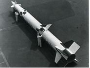 LIM-49A Spartan mockup