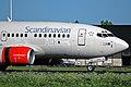 LN-RPU Scandinavian Airlines (SAS) (2215192788).jpg