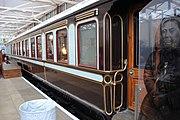 LNWR 249 Diner First Class
