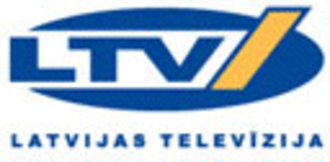 Latvijas Televīzija - The previous Latvijas Televīzija (LTV1) logo, used 2003—2006.