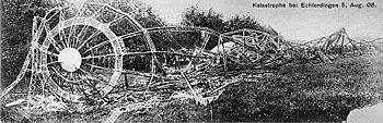 LZ4 after Echterdingen disaster