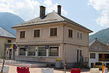 La chambre savoie wikip dia - Bureau de poste chambery ...