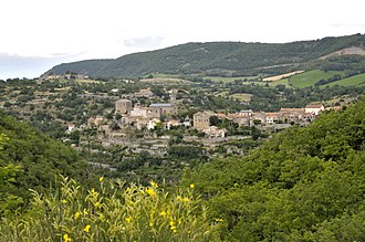 La Bastide-Pradines - A general view of La Bastide-Pradines