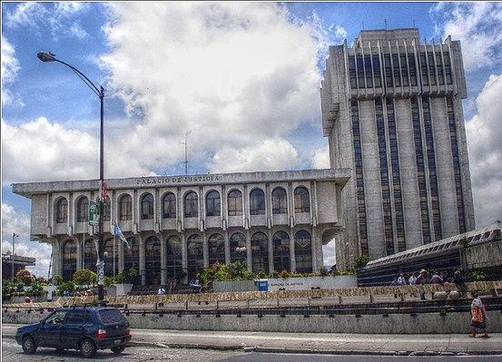 Palacio de Justicia de Guatemala