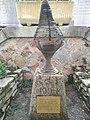 La Gresle - Monument aux morts - Vasque (août 2020).jpg