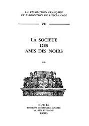 La Révolution française et l'abolition de l'esclavage