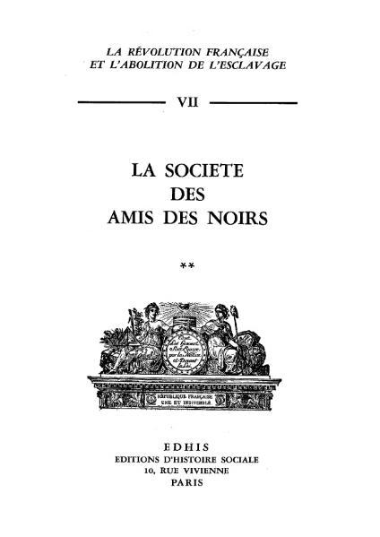 File:La Révolution française et l'abolition de l'esclavage, t7.djvu
