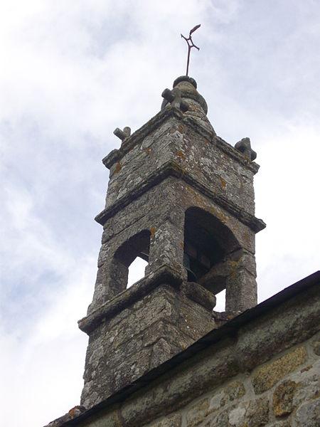 Templar chapel of La Vraie-Croix (Morbihan, France)