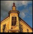 La colț - Castelul Teleky - Ocna Mures.jpg