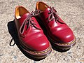 Laced Dr Martens Oxblood Made in England 1461 shoes.jpg
