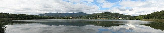 Il lago delle fate a Montorfano