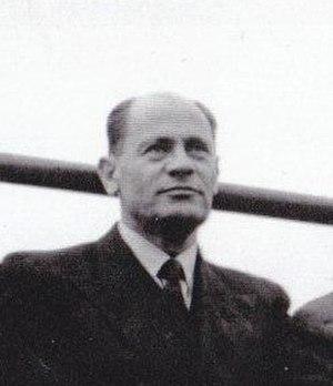 Lajos Czeizler - Image: Lajos Czeizler, born 1893 (cropped)