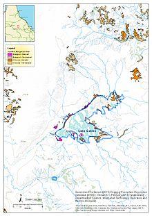 Lake Galilee Queensland  Wikipedia
