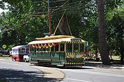 Lake Wendouree Tram 002