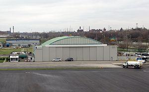 Cleveland Burke Lakefront Airport - Facilities at KBKL