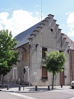 Landrecies (Nord, Fr) maison natale Philippe Lamour