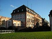 Landtagsgebäude Rheinland-Pfalz