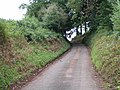 Lane near Kenn - geograph.org.uk - 950995.jpg