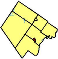 Location of Perth