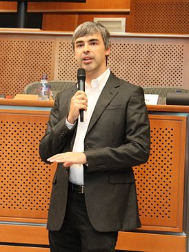 Larry Page in the European Parliament, 17.06.2009.jpg