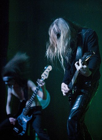 Antestor - Thor Georg Buer and Lars Stokstad at Elements of Rock 2011