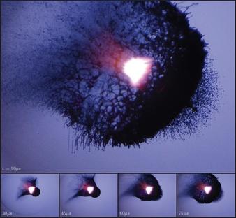 Laser impact on a drop.pdf