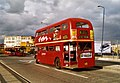 Last day of the Routemaster, No 8 Route, Bow. 4th June 2004 - 3074499530.jpg