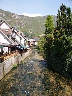 Lasva River Travnik.jpg