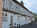 Late 15th C houses, High Street (geograph 5135728).jpg