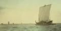 Late 19th Century Japanese Wooden Sailing Vessel.png