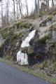 Lauterbach Blitzenrod Frozen Spring Cut Vulkanradweg N.png