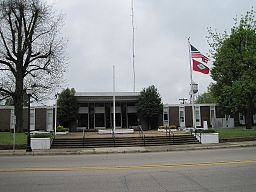 Lawrence County Courthouse Walnut Ridge AR 2013-04-27 002.jpg