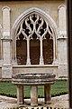 Le Buisson-de-Cadouin - Abbaye de Cadouin - Le cloître - PA00082415 - 008.jpg