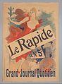Le Rapide, le n° 5 c. Grand journal quotidien MET DP358282.jpg