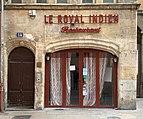 Le Royal Indien, restaurant 14 rue Lainerie (juin 2019).jpg