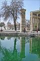 Le minaret de la mosquée Bolo-Khaouz (Boukhara, Ouzbékistan) (5719458637).jpg