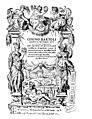 Le piante, le provincie, le prospettive, e tutte le altre cose terrene, che possono occorrere a gli huomini, secondo le vere regole d'Euclide, e de gli altri più lodati scrittori , 1564 - 1213598.jpg