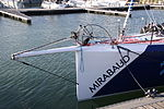 Le voilier de course Mirabaud (3).JPG