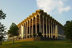 Learning Resource Center - Graduate Center on the campus of Oral Roberts University.jpg