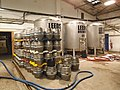 Leeds Brewery- conditioning tanks (geograph 5621753).jpg