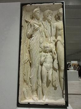 Lens - Inauguration du Louvre-Lens le 4 décembre 2012, la Galerie du Temps, n° 068.JPG