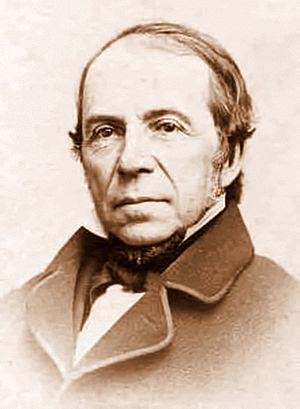 Leo Lesquereux - Lesquereux in 1864