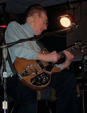Lester William Polfus (Les Paul)