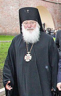 Metropolitan of Novgorod and Staraya Russa