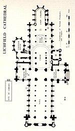 Lichfield Cathedral Wikipedia