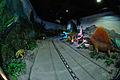 Life Evolved on Land - Dark Ride - Science Exploration Hall - Science City - Kolkata 2016-02-22 0183.JPG